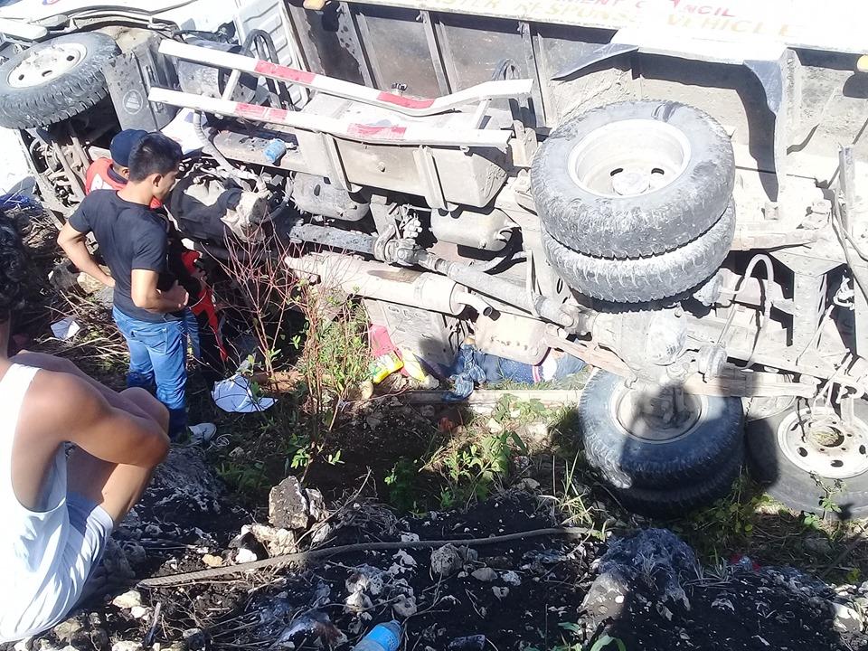 9 Killed In Cebu Road Crash Bohol Island News